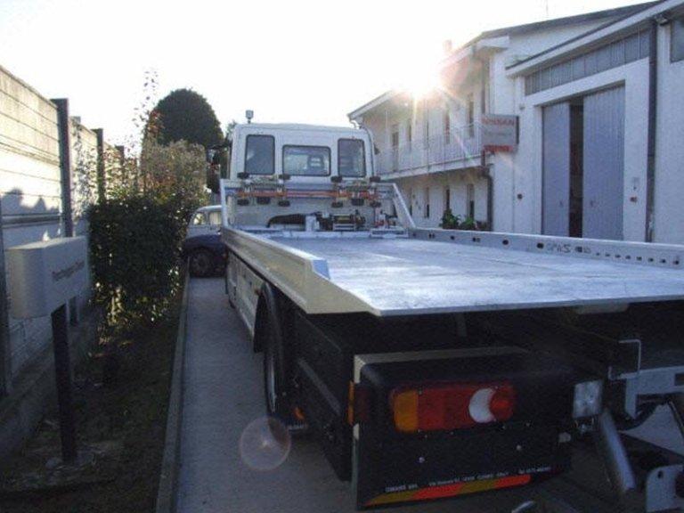 Soccorso Strdale Novara - Carrozzetia Doria Eurocargo 120 – 220 L