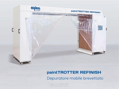 Paint TROTTER REFINISH