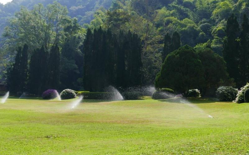 Irrigazione aree verdi Mc Gardens