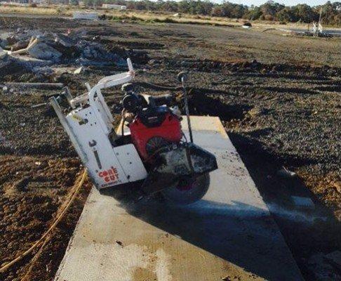 allcut concrete cutting qld pty ltd core cut machine