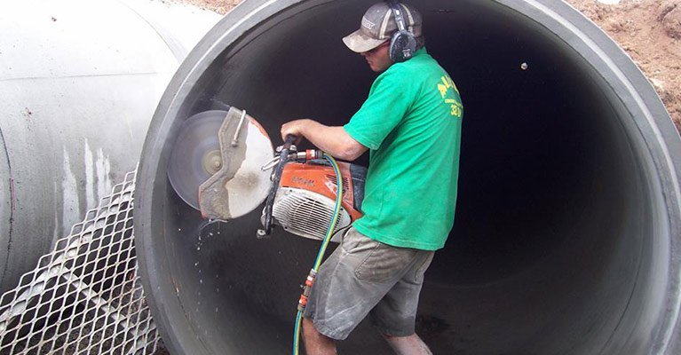 allcut concrete cutting qld pty ltd electric hand sawing services