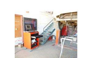 herks panel repairs car warehouse