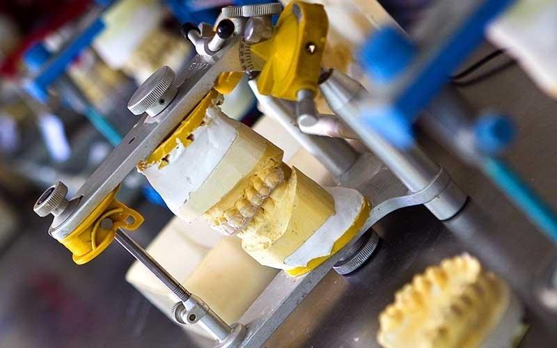 laboratorio protesico interno