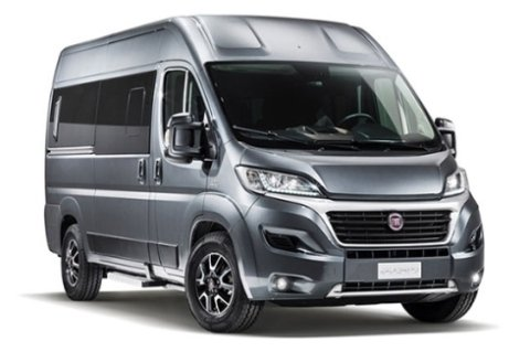 Fiat Ducato for passenger transportation