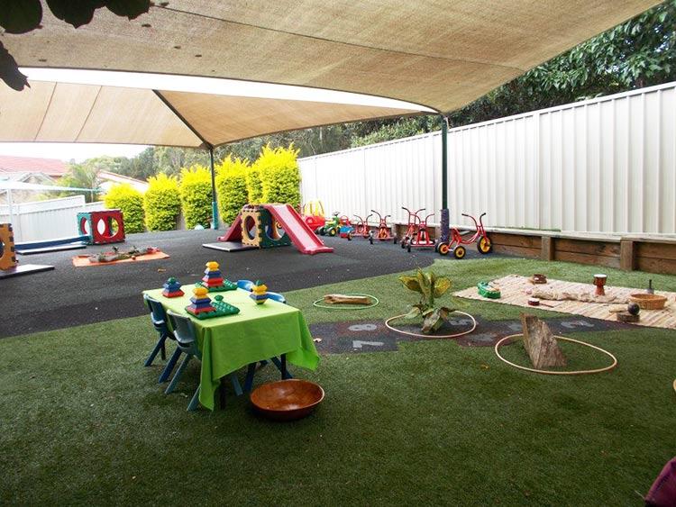 chillawong childcare centre and junior einsteins nurturing centre play area
