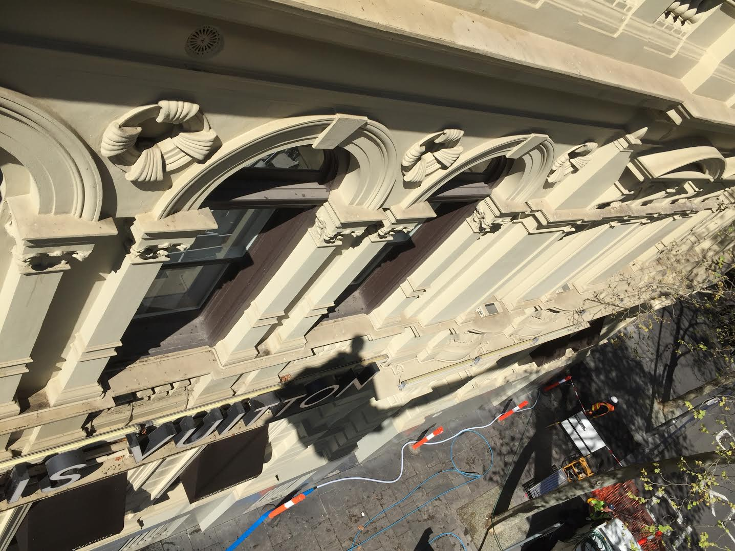 Pressure Cleaning   Building Facade Melbourne   Traffic Control   EWP Access   Wall Cleaning