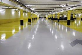 Car Park Cleaning, Car Park Degreasing, Pressure Cleaning, High Pressure Cleaning, Power Sweeping, Power Scrubbing