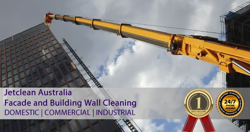 Facade Cleaning | Building Wash-Down | Steam Cleaning | Heritage Building | Wall Cleaning | High Rise Cleaning | Pressure Cleaning