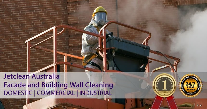 Facade Cleaning | Wall Cleaning | High Rise Cleaning | Heritage Building Cleaning | Adelaide | Mebourne