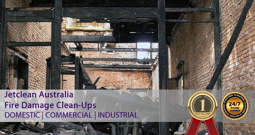 Fire Damage Cleaning | Soot Removal | Smoke Cleaning