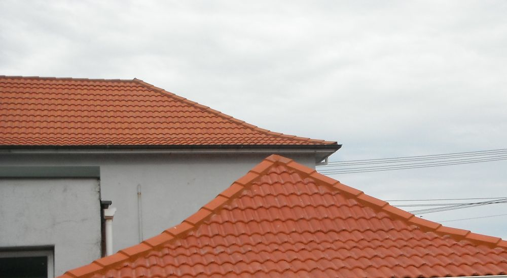 Clay tile roofing in Palmerston North