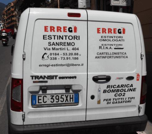 furgone Erregi