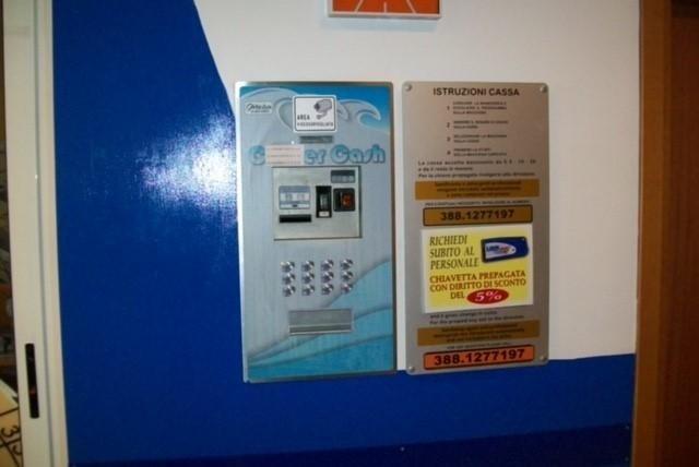 Lavatrici con pagamento gettoni