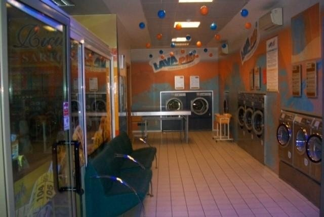 Le lavatrici Lava Piu
