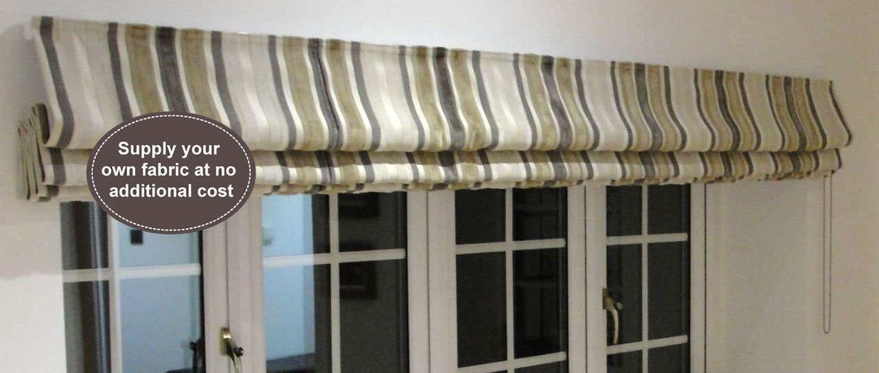 vertical stripes curtain