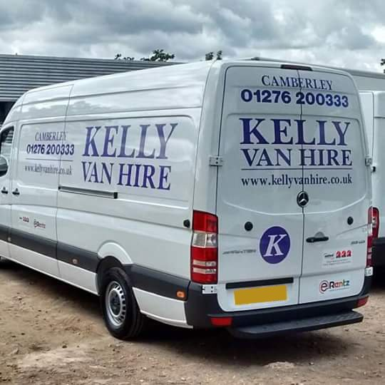 Cole Hire Self Drive Vans: Self-drive Minibus Services In Camberley