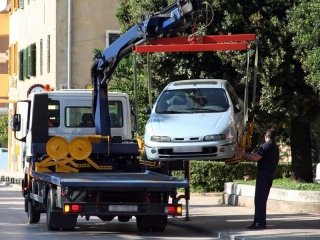 ritiro a domicilio veicoli Napoli