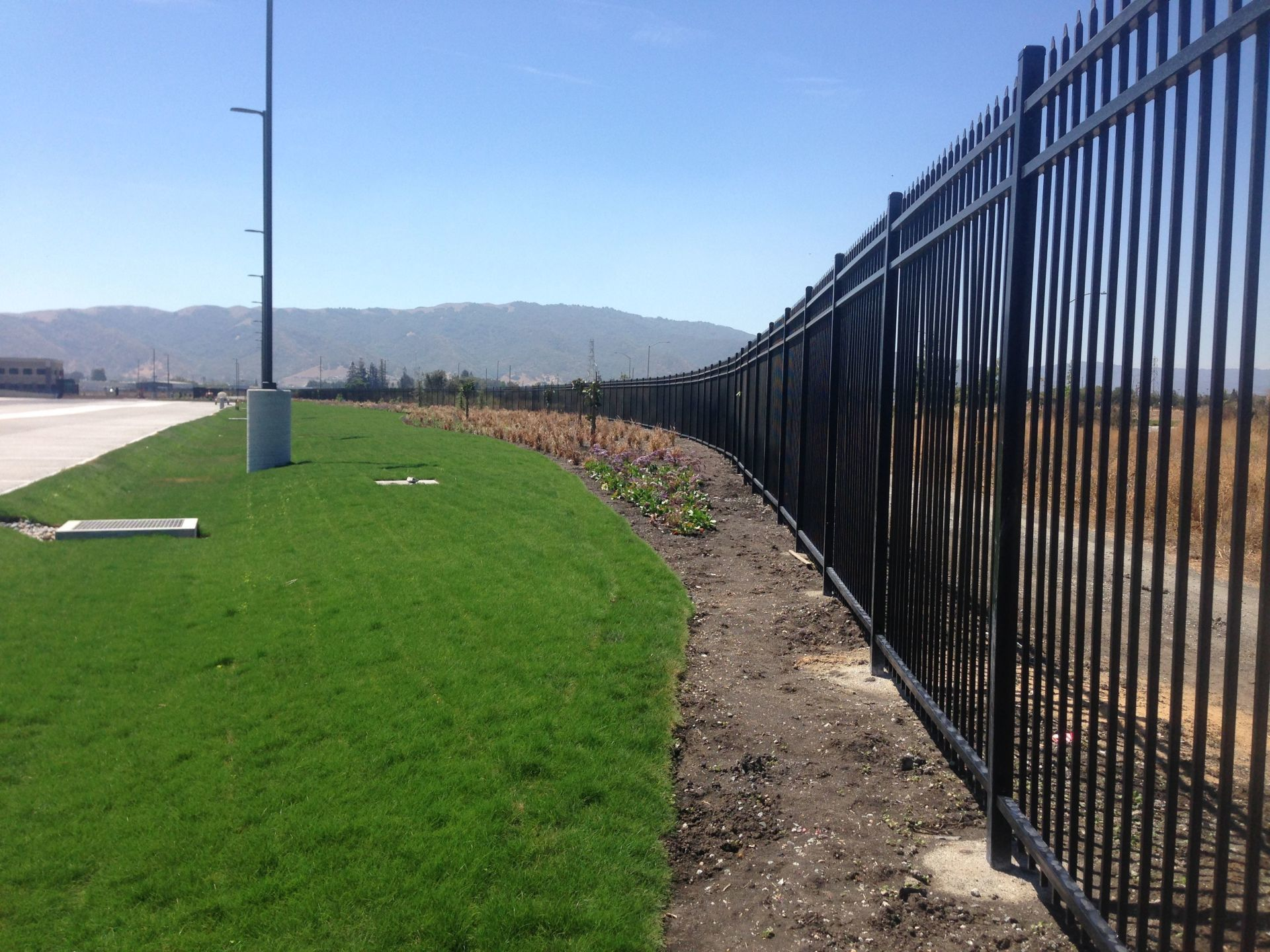 Fencing Services All Steel Fence Inc Lathrop Ca