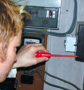 Re-wiring - Christchurch, Dorset - Priory Electrical - Electrician