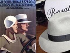 rivendita cappelli borsalino