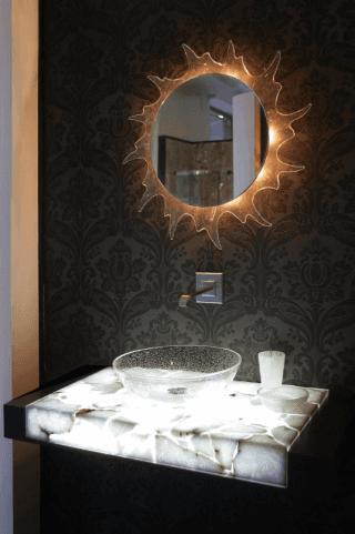 Pavimenti e rivestimenti in marmo ceramica genova for Arredo bagno genova