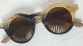 occhiali in osso, occhiali di tendenza, occhiali unisex