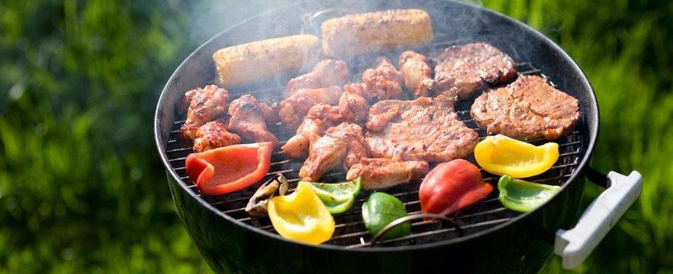 Barbecue della Edil Vedani