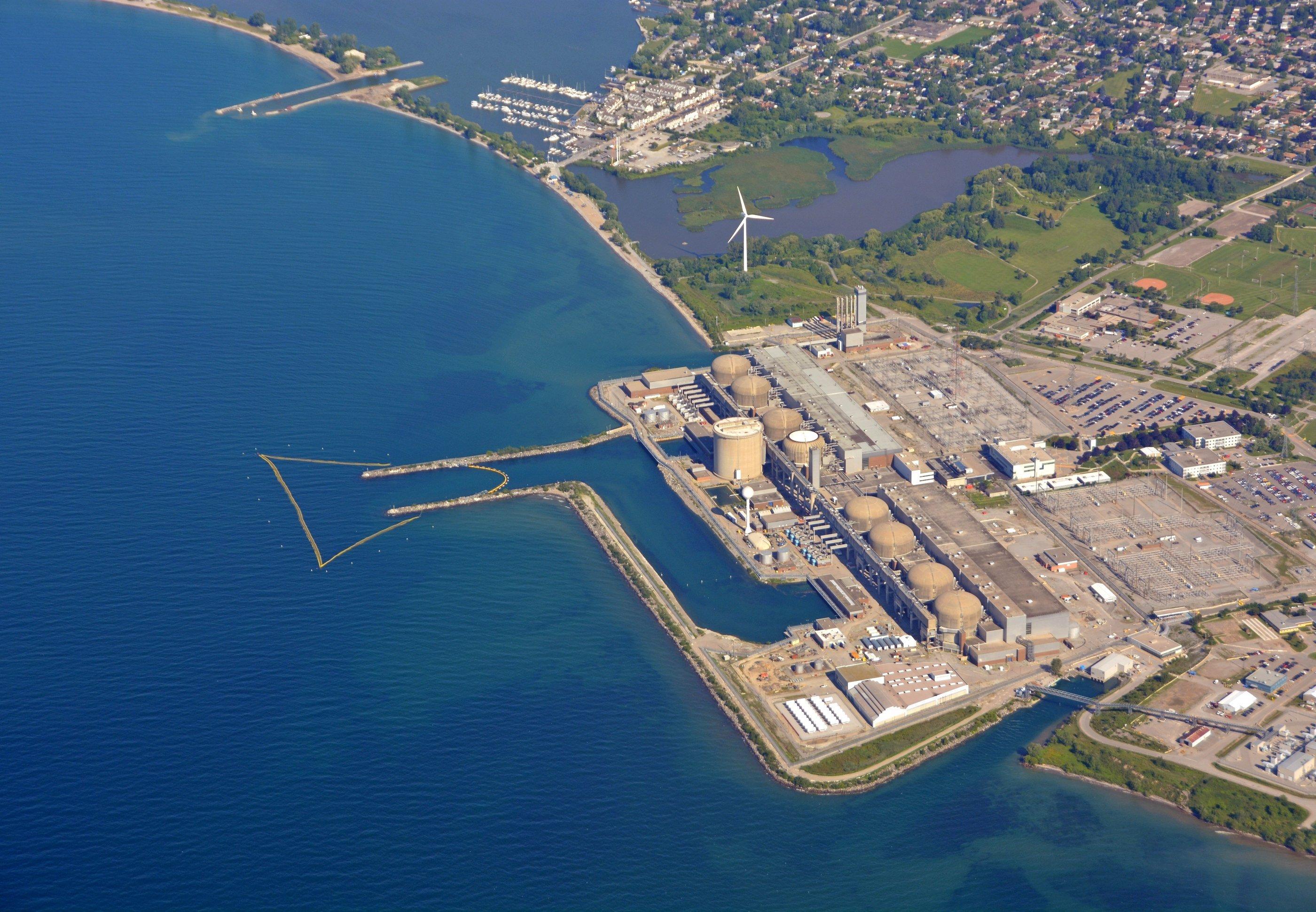 Nuclear power generators inspected
