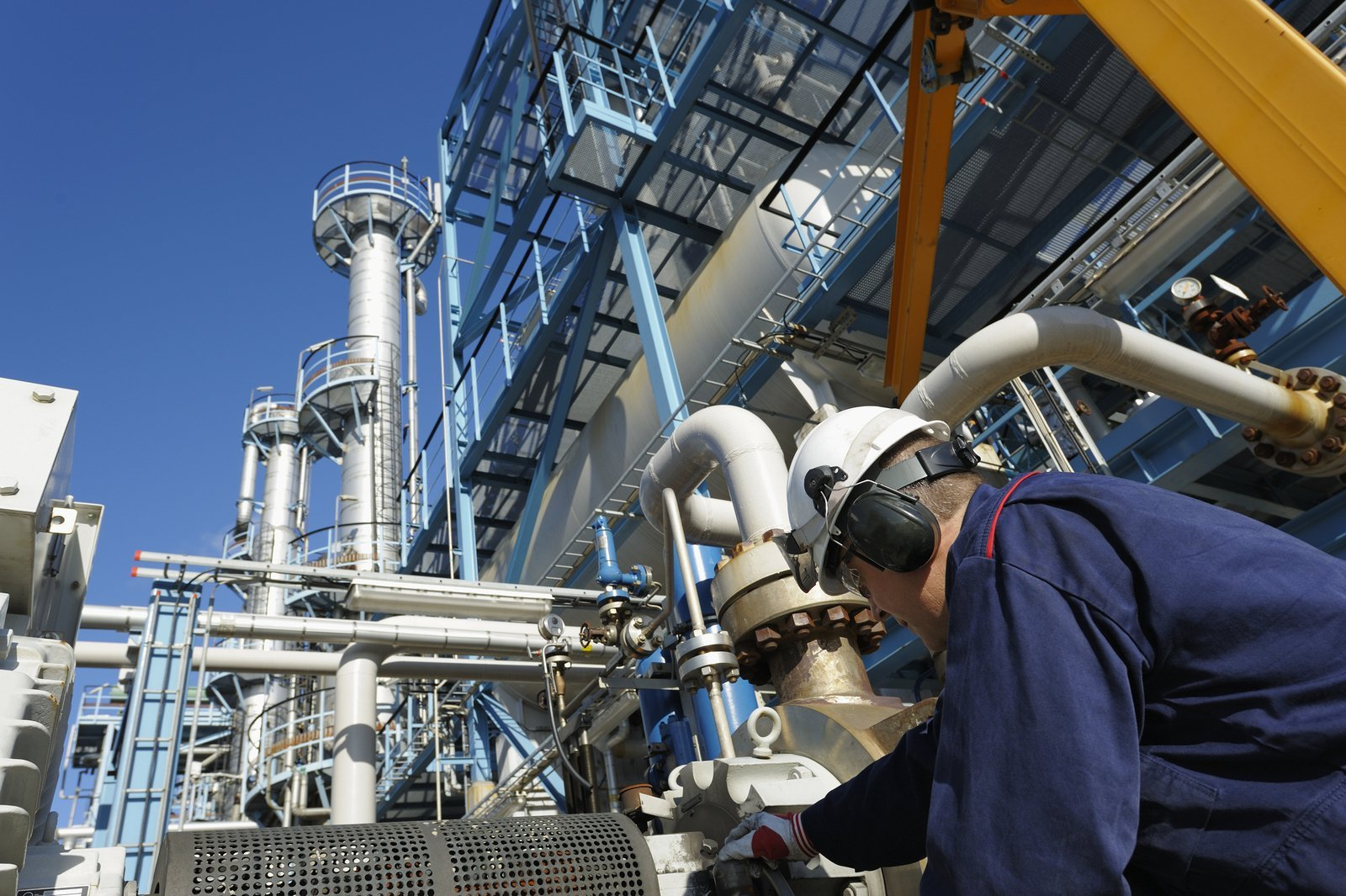 Inspections for oil refineries