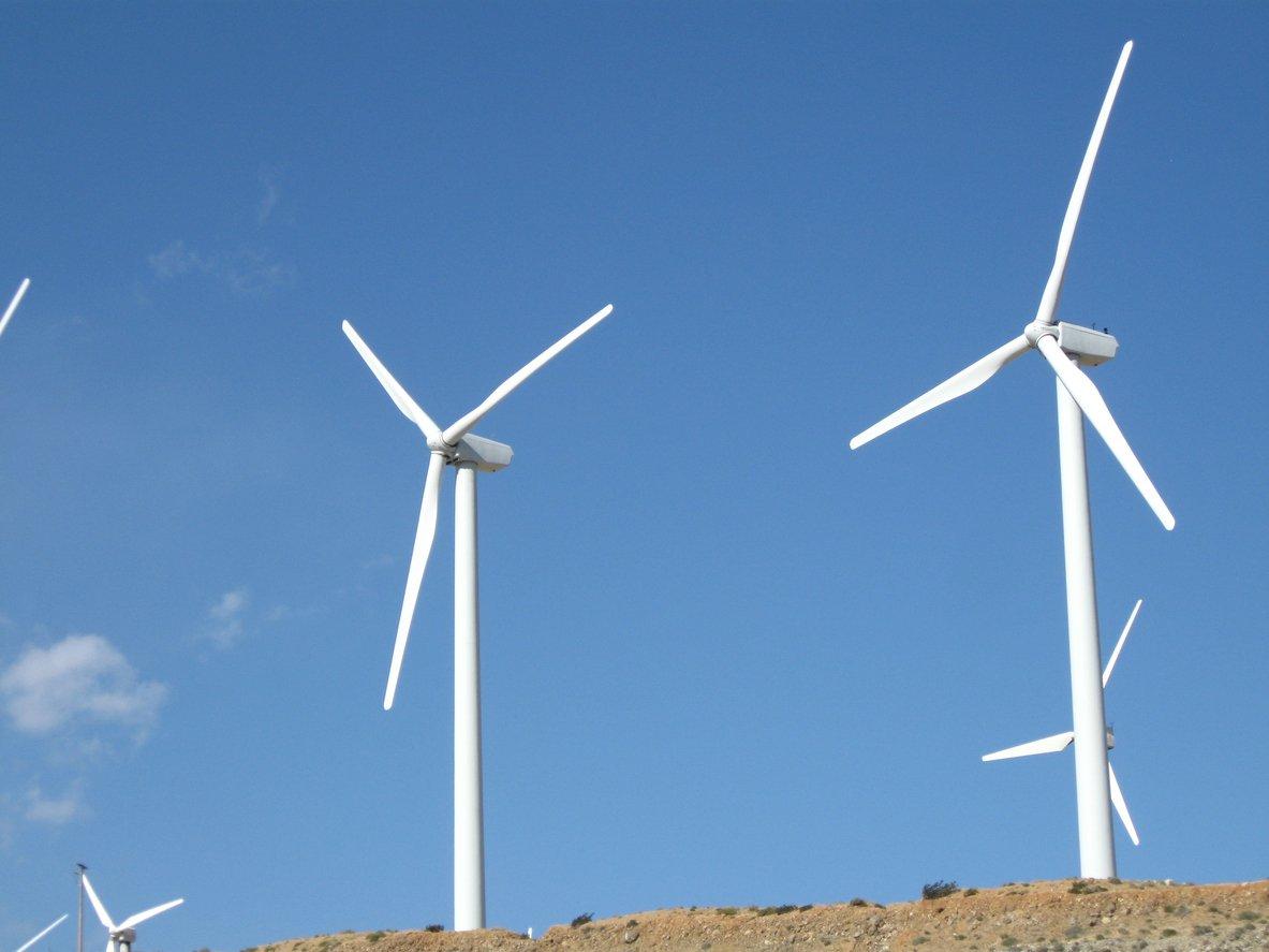 Wind turbine   non destructive testing