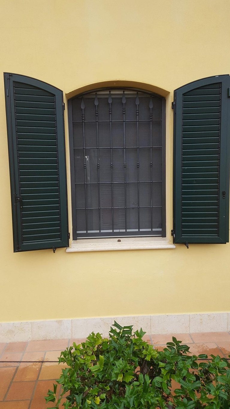 grate inferriate di sicurezza