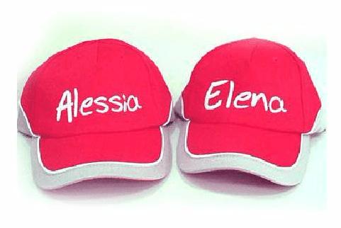 cappellini personalizzati