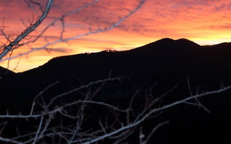 I tramonti da Agriturismo La Nevera