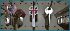 duplicazione di chiavi