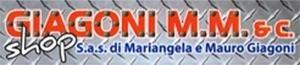 Logo GIAGONI M.M. di MARIANGELA e MAURO GIAGONI & C. sas