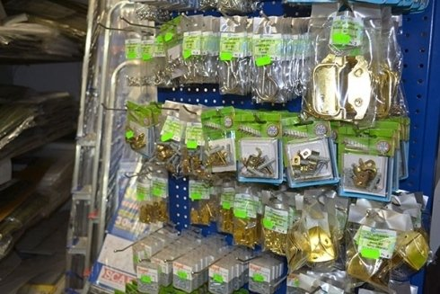Il negozio Giagoni MM fornisce prodotti ed accessori per il fai da te.