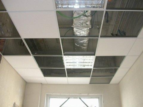 Installazione soffitti industriali