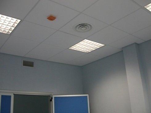 Pannellatura soffitto