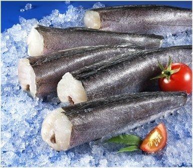 merluzzo, pesce surgelato