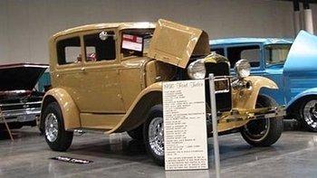 1930 Ford Tudor Awards