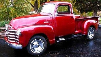 1948 Chevrolet Pickup
