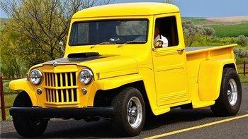 1953 Willys Streetrod