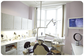 Dental care - London - Harley Street Group Practice - Dentist room 2