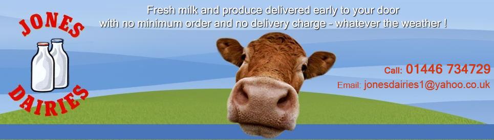 Jones Dairies logo