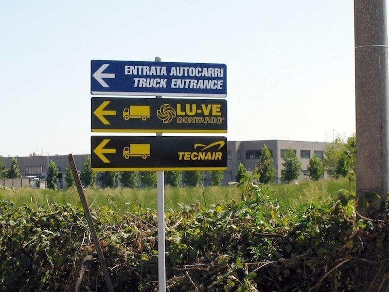 cartelli segnaletici