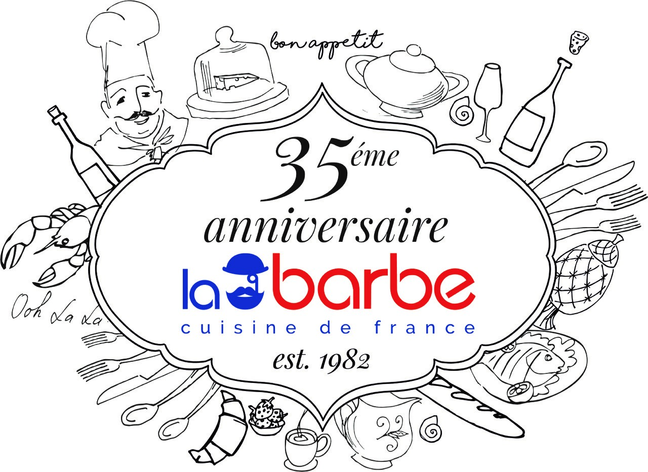 Restaurants Reigate, Surrey - La Barbe