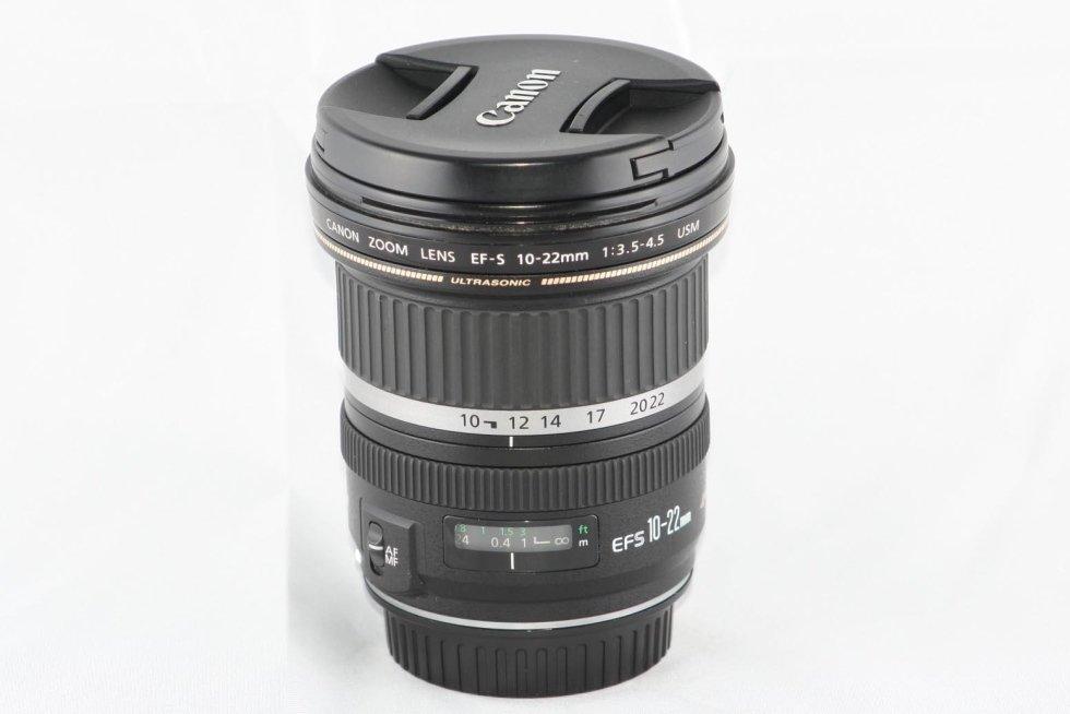 Canon 10-22 f 3,5-4,5