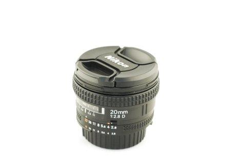 Nikon 20 f 2,8 D