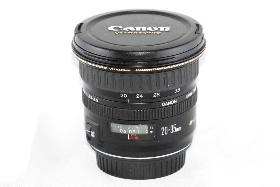 Canon 20-35 usm f 3,5-4,5