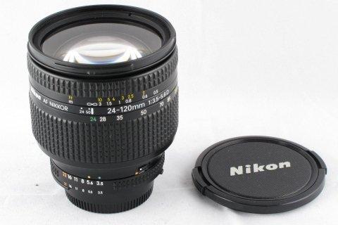 Nikon 24-120 D